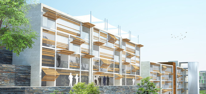 Jbeil Dormitories
